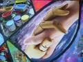 Atelier du Laurier Rouge, stage Peinture et créativité